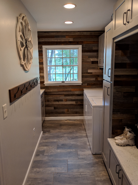 Plank and Mill reclaimed wood barnwood wall planks