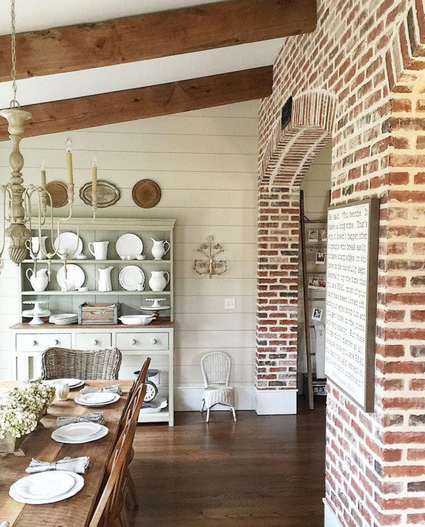 Farmhouse Shiplap Kitchen