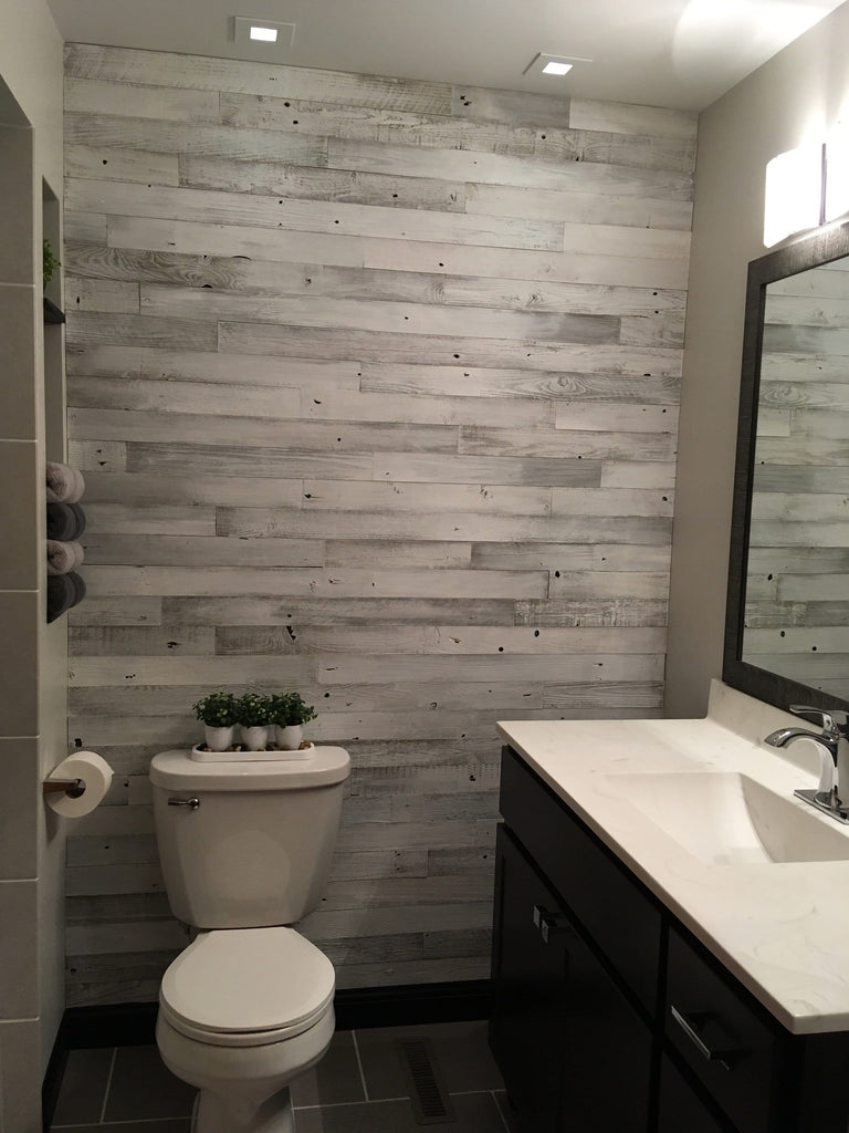 wall barn how board a horizontal walls to herringbone wood interior pattern install in accent
