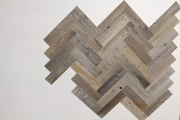 Reclaimed Barn Wood Planks Herringbone Wood Plank And Mill