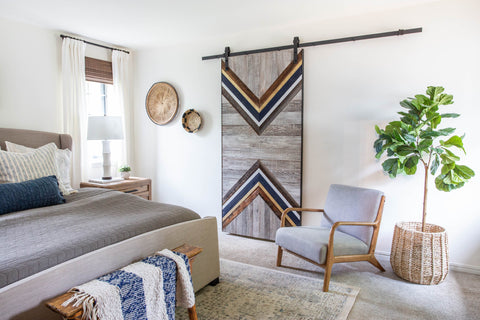 The Waterstone Sliding Barn Door