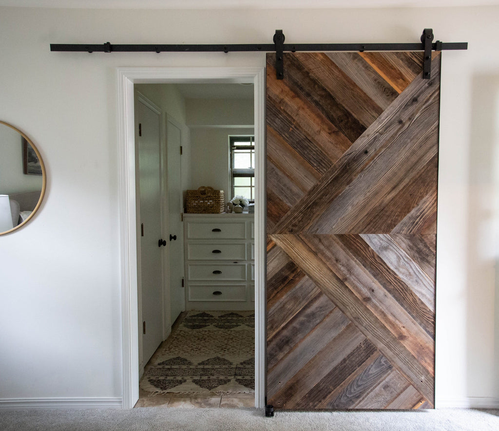 The Timbermill Sliding Barn Door