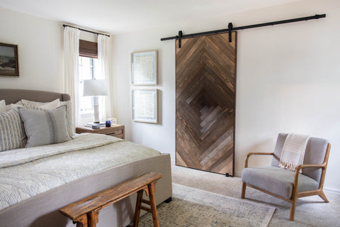 The Summerfield Sliding Barn Door