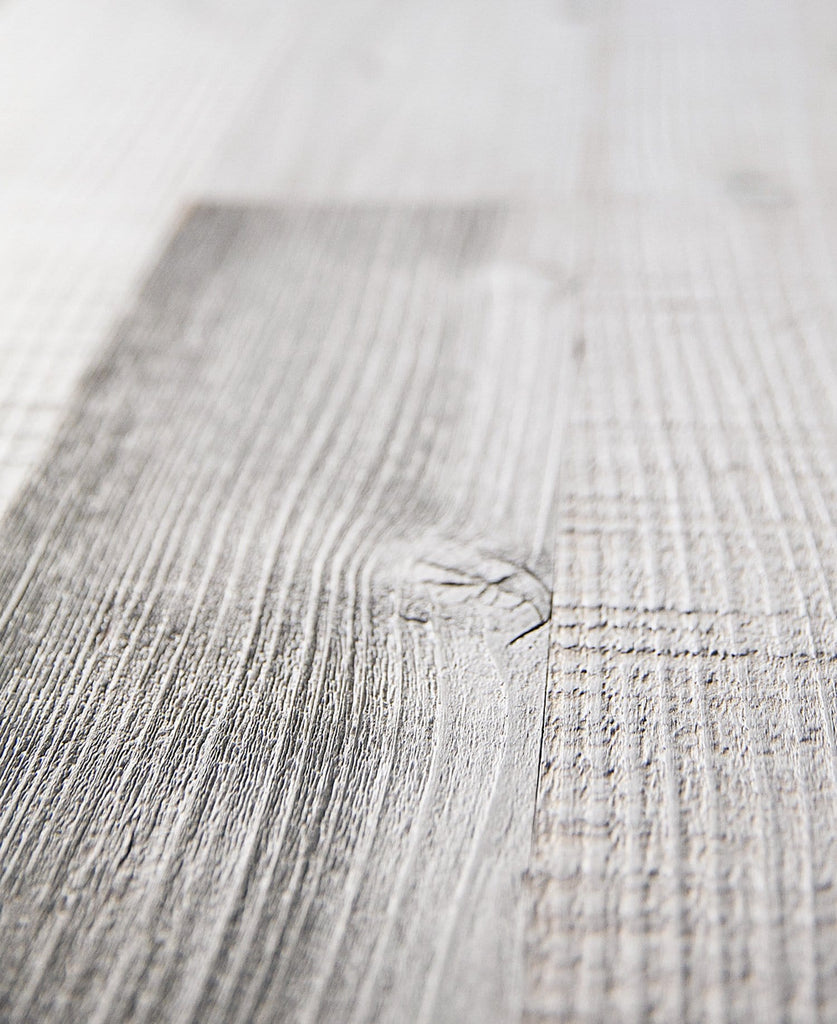 "Whitewash Barn Wood 5"" Wide Planks"