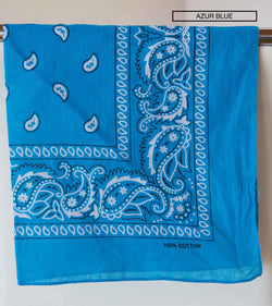 Bandana Accessory Bandanas Chance Loves AZUR Blue