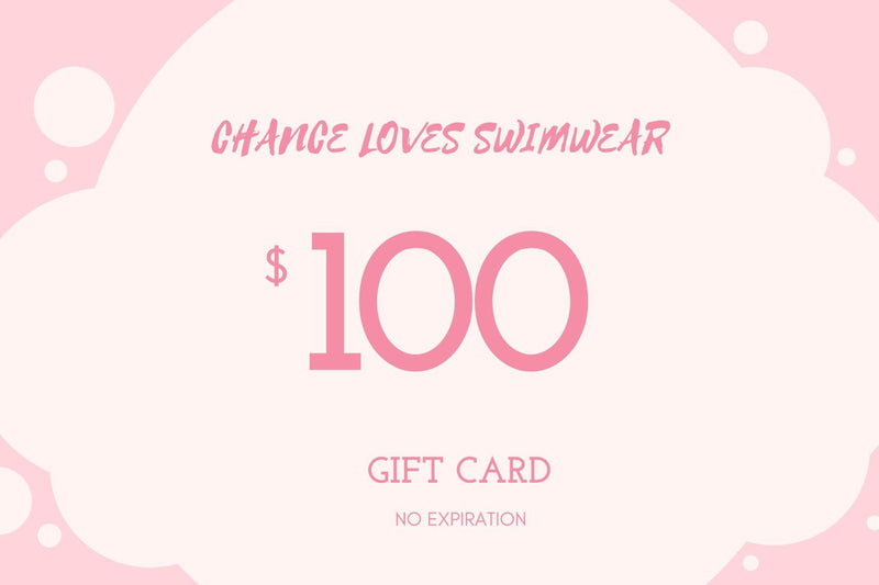 Gift Card Gift Card Chance Loves
