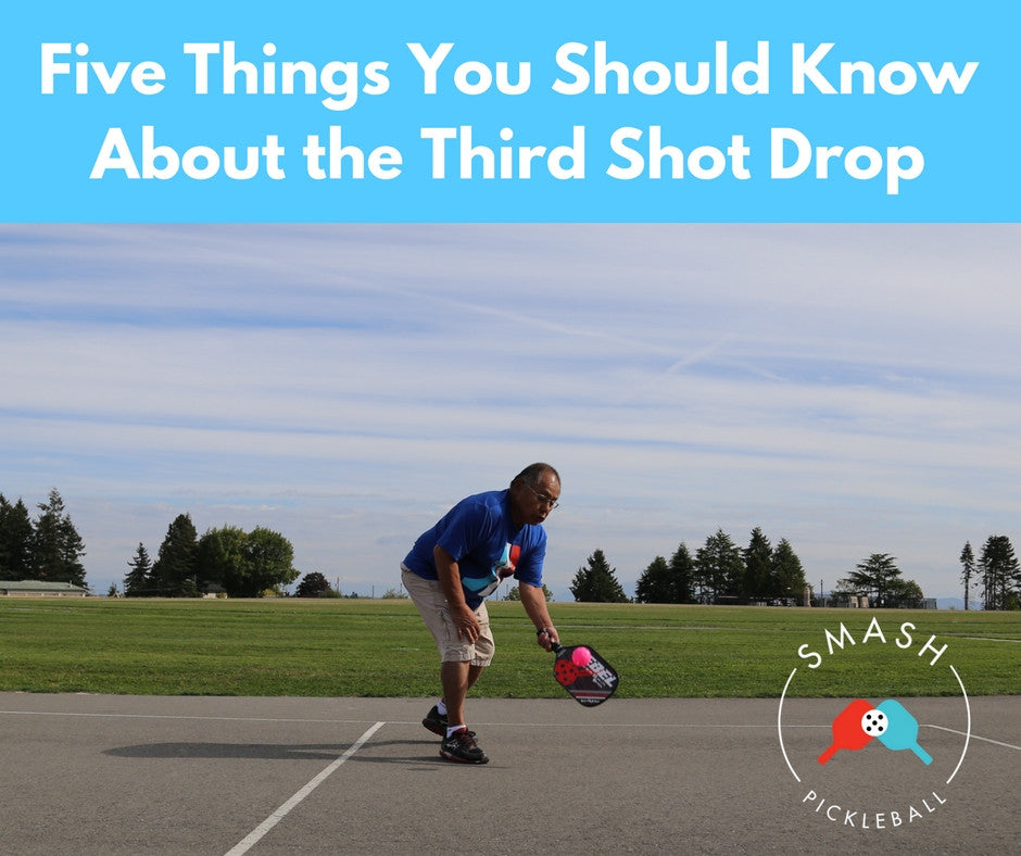 Five Things You Should Know About the Third Shot Drop