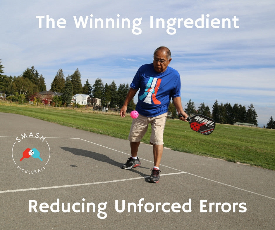 The Winning Ingredient - Reducing Unforced Errors