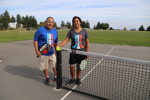 Smash Pickleball Co-Founders