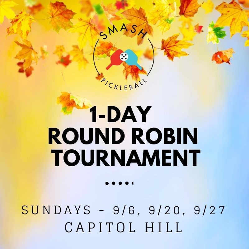 9/27/2020 - Round Robin Mini Tourney - Skill 2.5 - evening