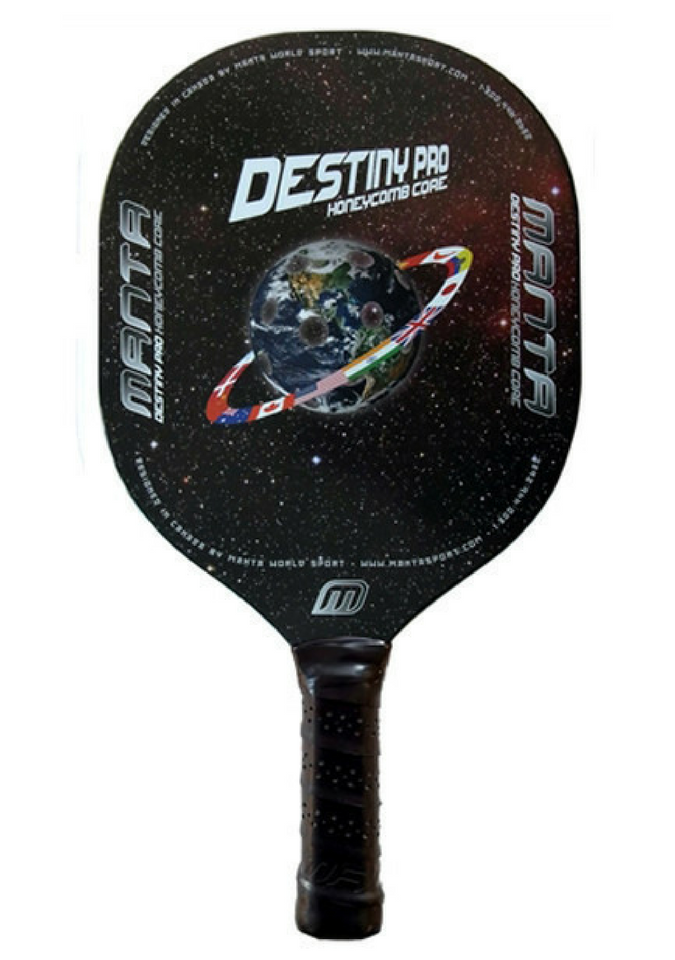 Paddle 4G Edgeless Molded - Smash Pickleball Paddle