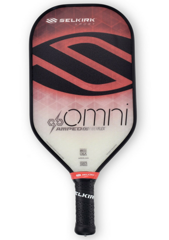 Paddle AMPED Omni - Smash Pickleball Paddle