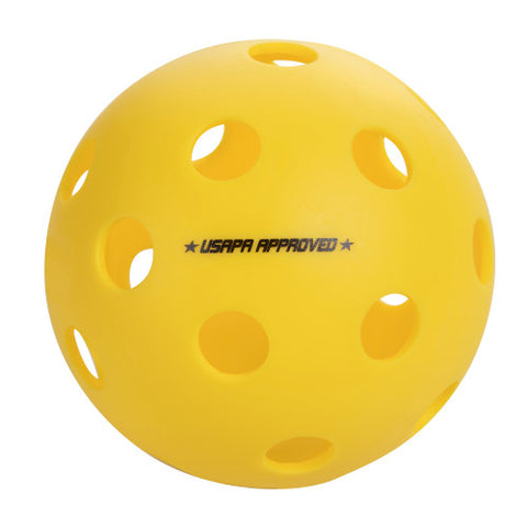Ball Fuse Indoor Ball - Smash Pickleball Ball