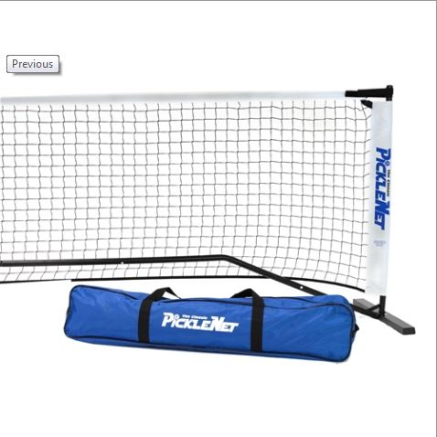 Classic PickleNet Portable Net System
