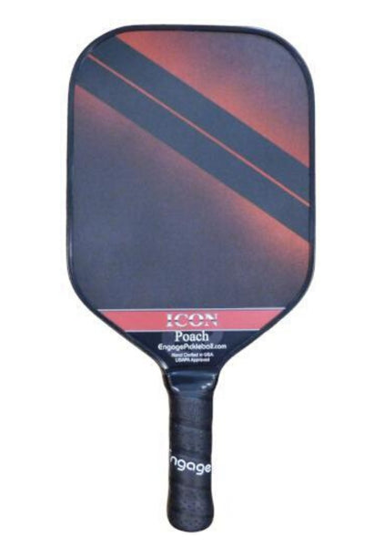 Paddle Poach Icon - Smash Pickleball Paddle