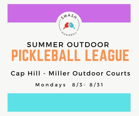 Outdoor Summer Monday League