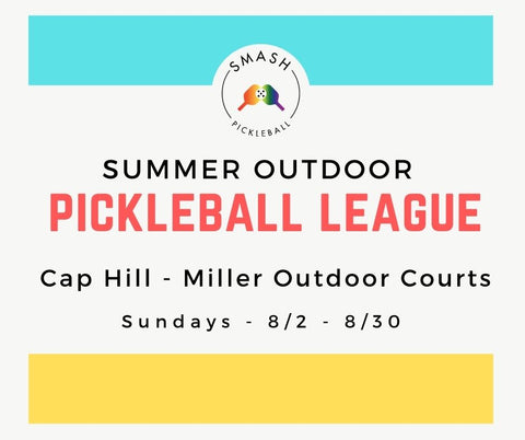 Outdoor Summer Sunday League