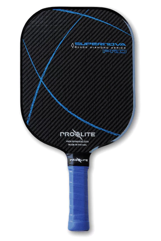 Paddle SuperNova Pro Black Diamond - Smash Pickleball Paddle