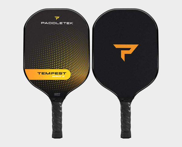 Paddle Tempest Wave II - Smash Pickleball Paddle