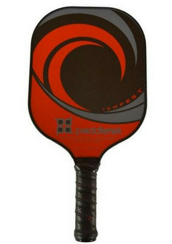 Red Engage Tempest Wave Pickleball Paddle