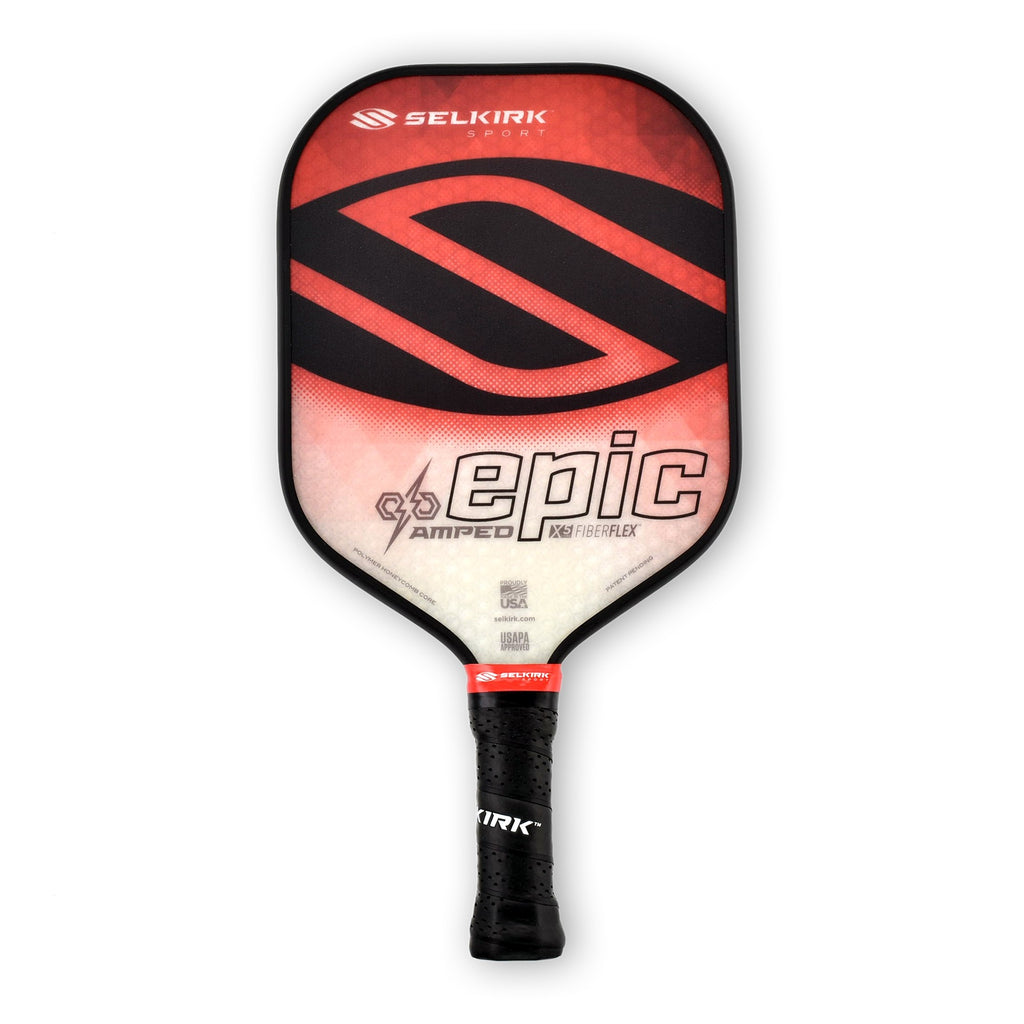 Paddle AMPED Epic - Smash Pickleball Paddle
