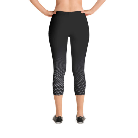 Christie Capri Leggings - Smash Pickleball