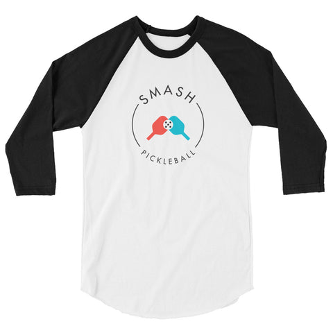 Smash Pickleball Raglan Shirt - Smash Pickleball