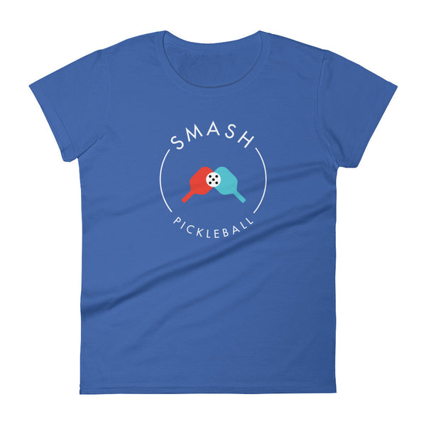Original Smash Pickleball Tee - Women's - Smash Pickleball
