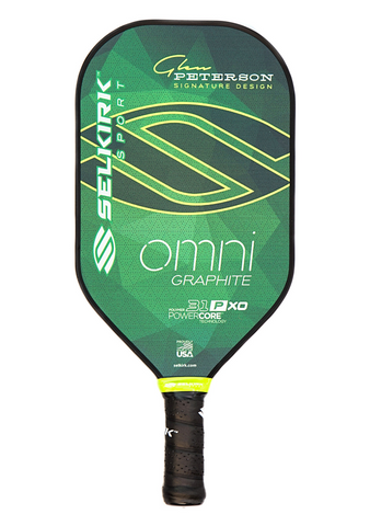 Paddle Omni 31P XO Graphite Polymer - Smash Pickleball Paddle