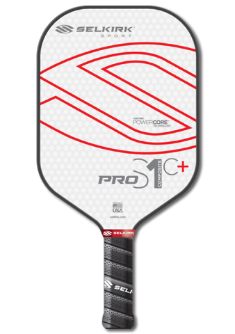 Selkirk Pro S1C Plus Composite Pickleball Paddle