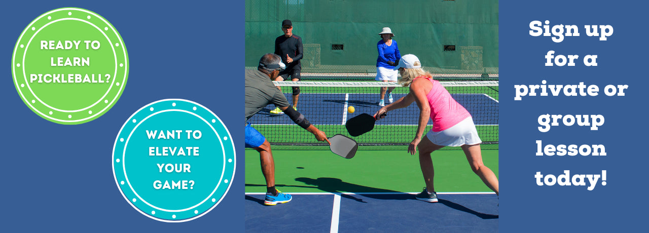 Try Pickleball Lessons