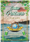 Awesome Personalized St. Paddy's Cruise Flag - personalized camping sign