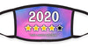 Funny 2020 Reviews Personalized Mask