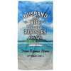 Husband & Wife Cruise Partners For Life Premium Beach Towel - personalized camping sign
