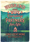 💝 Husband and Wife Camping Partners for Life