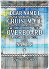 Dear Cruisemate Personalized Cruise Flag - personalized camping sign