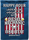 🍻 Happy Hour Lasts All day When  You Camp with a Diesel Mechanic