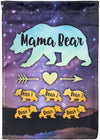 Awesome Mama Bear Personalized Flag! - personalized camping sign