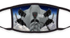 Personalized Pilot O2 Face Mask