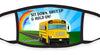 Funny Personalized Bus Driver Mask