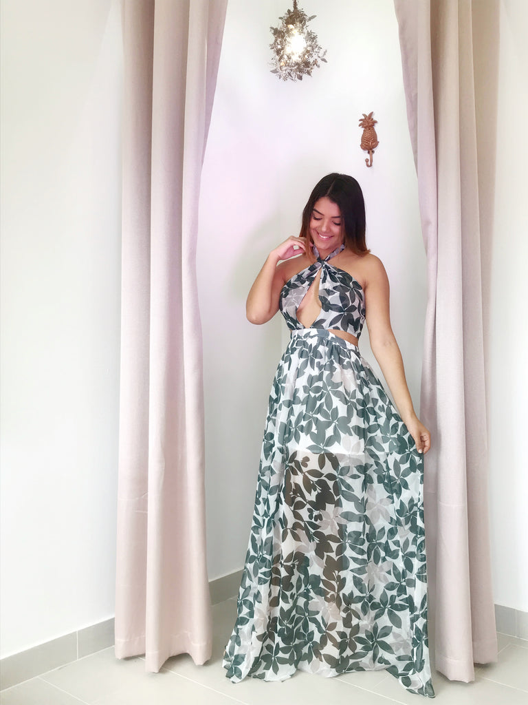 Mother Earth Maxi Dress