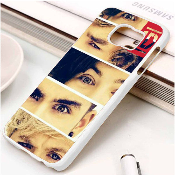1D Eyes Samsung S7 || Samsung S7 Edge - phone case story