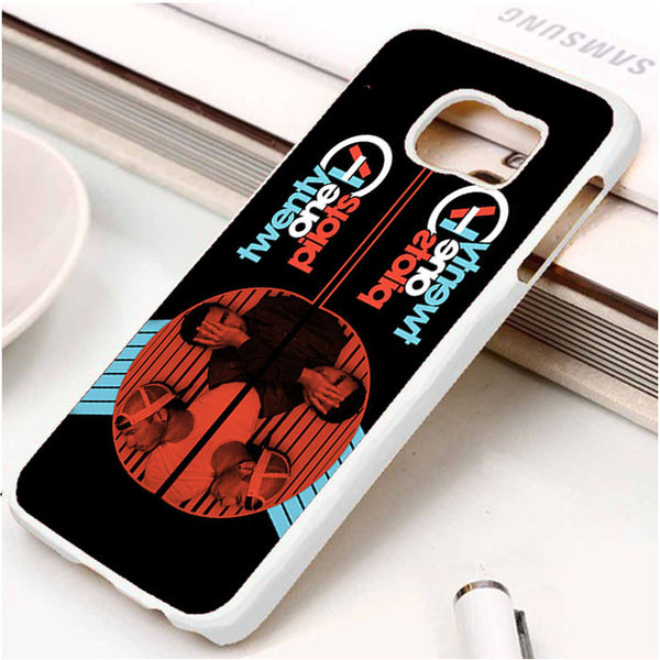 21 Pilots Band Twenty One Pilots Samsung S7 || Samsung S7 Edge - phone case story