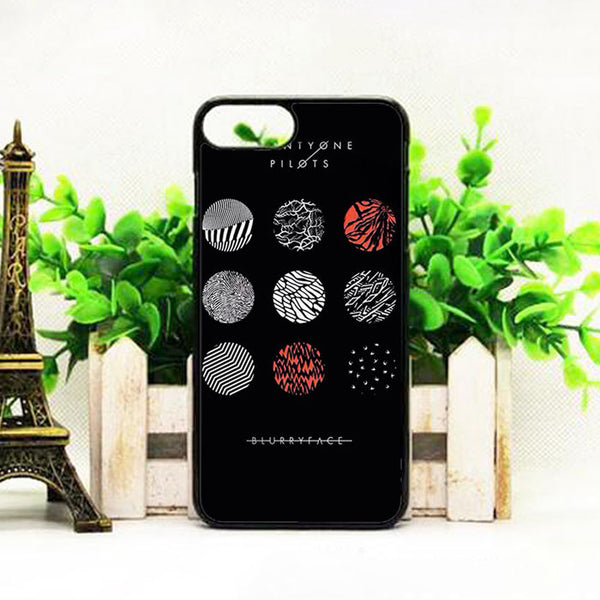 21 Pilots Blurryface Twenty One Pilots iPhone 7 | iPhone 7 Plus - phone case story