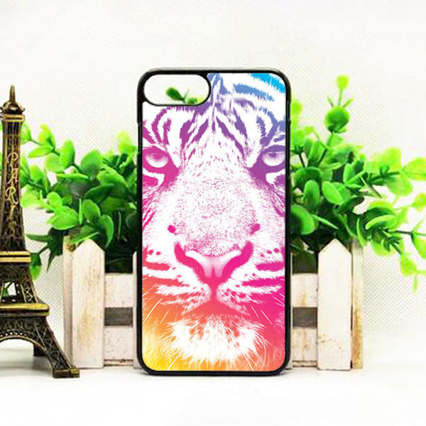 Colorful Indie Tiger iPhone 7 | iPhone 7 Plus - phone case story