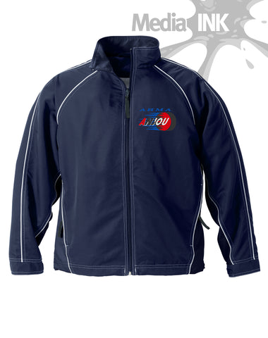 Survêtement de Sport AHMA Enfants | Youth AHMA Athletic Twill Track Suit