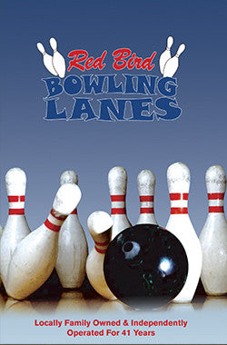 Red Bird Bowling Lanes.