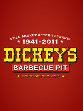 Dickey's Barbecue Pit.