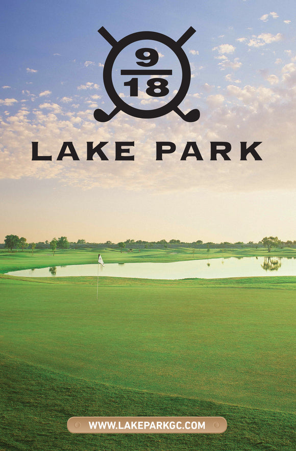 Lake Park Golf Course.