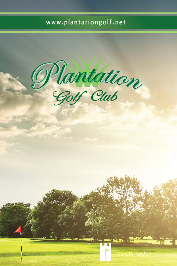Plantation Golf Course.